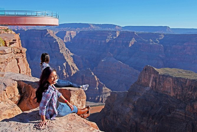 Grand Canyon West Rim Bus Tour from Las