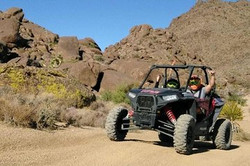 Extreme RZR Tour of Hidden Valley and Pr