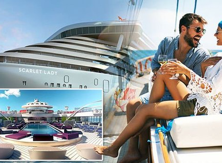 No Kids, No Kidding! Adults Only Cruise Ship - Sign Up for More Info NOW!!!