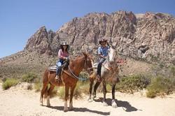 Morning Maverick Horseback Ride with Bre