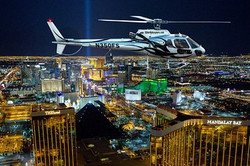 Las Vegas Helicopter Night Flight with O