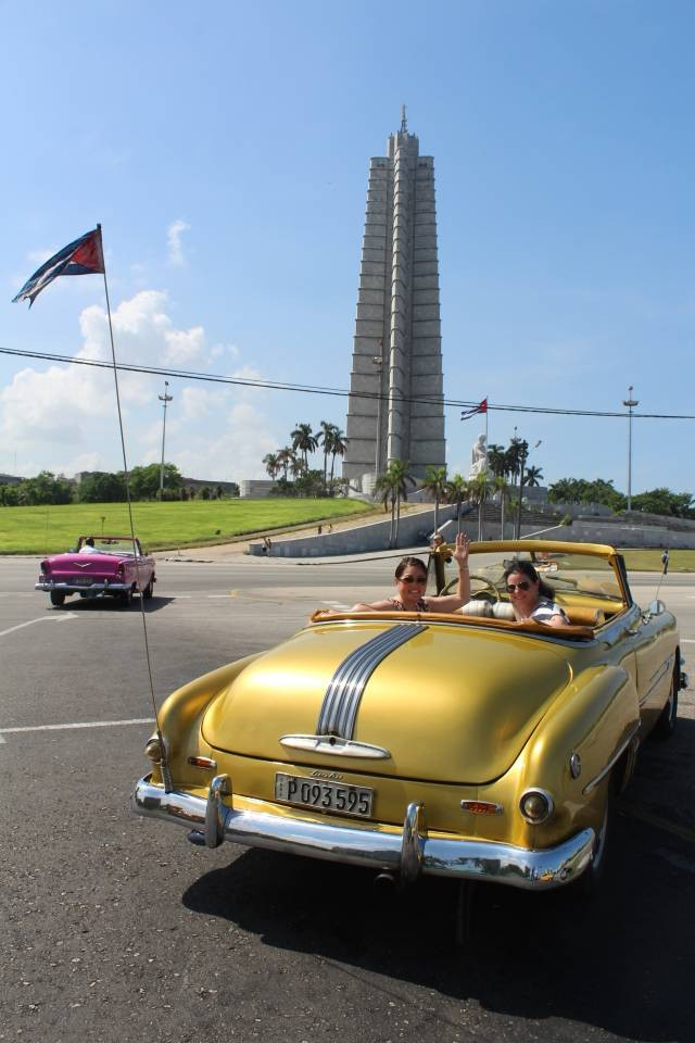 TRAVEL TO CUBA FROM THE U.S. IS LEGAL