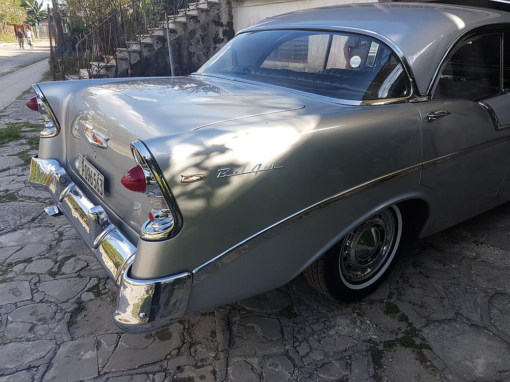 1956 CHEVROLET BEL AIR IN CUBA