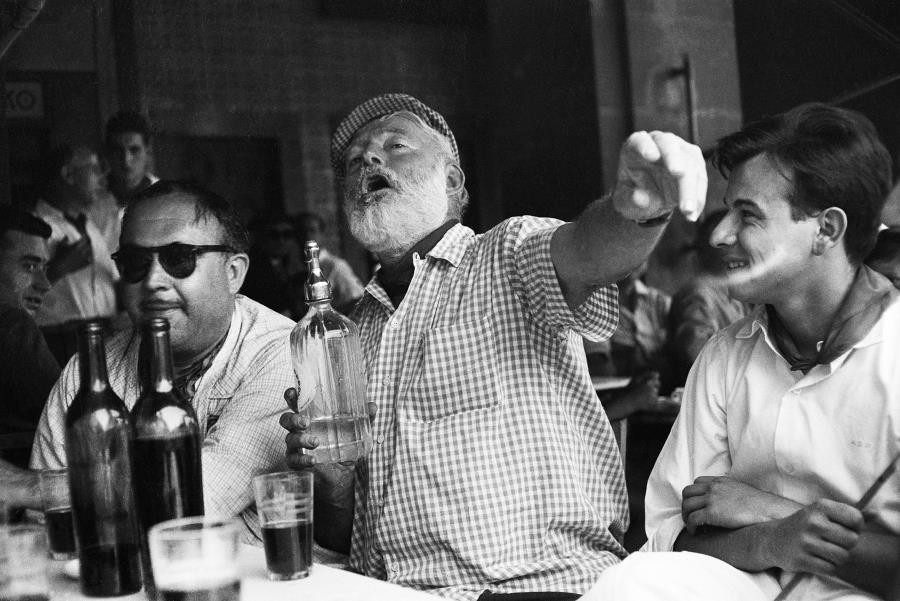 Hemingway enjoyed Havana!