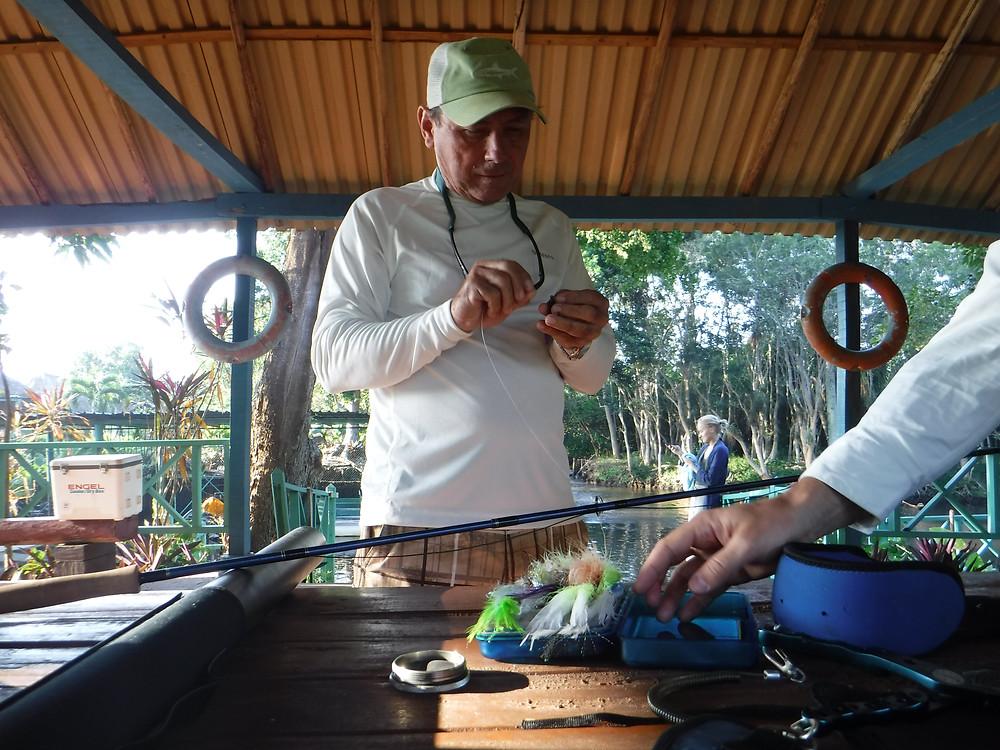 CUBAN FLYSIFHING GUIDE FELIPE RODRIGUEZ ALONSO