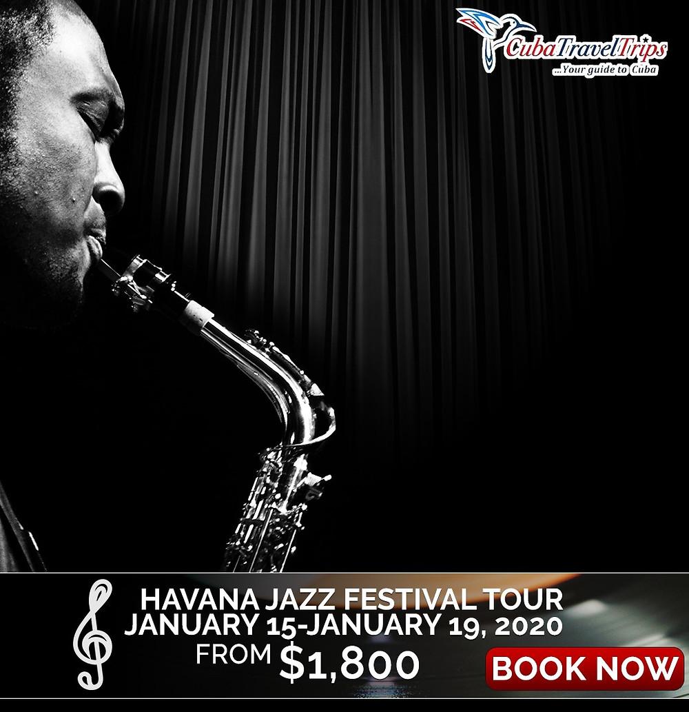 HAVANA JAZZ FESTIVAL JANUARY 2020