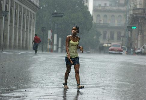 CUBA TRIP SUMER HEAT AND RAIN