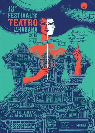 Cuba Trip Havana Theater Festival 2019 Oct. 19 to Oct. 27, 2019