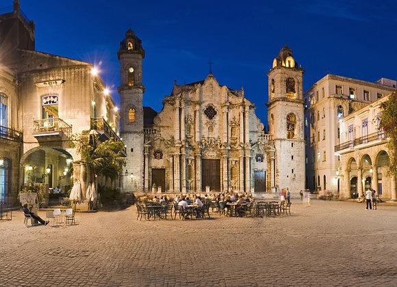 CATHOLIC CUBA TOUR