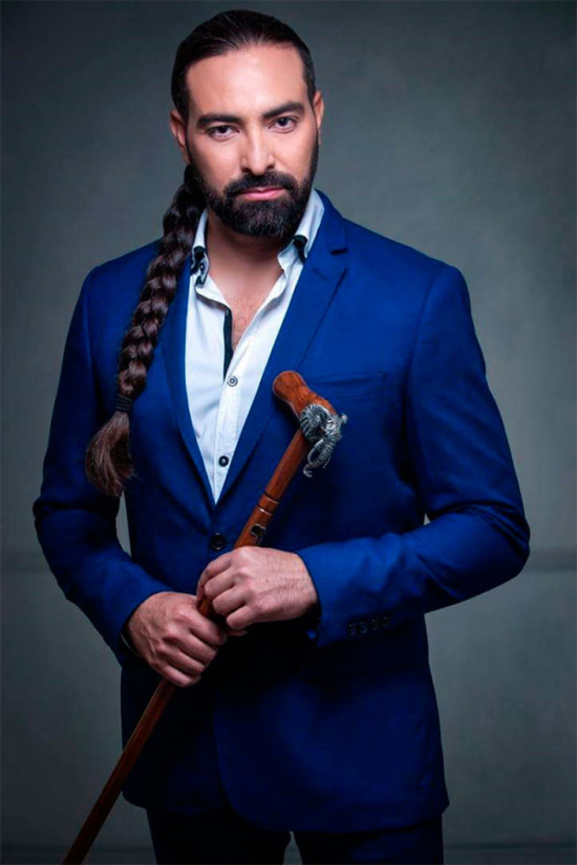 CUBAN MUSICIAN ALAIN PEREZ
