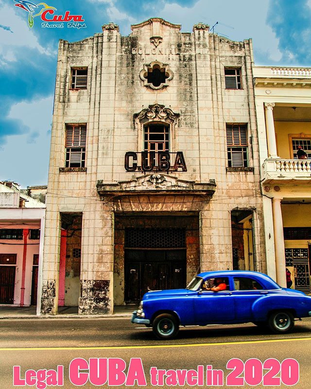 CUBA TRIP FROM USA IN 2020