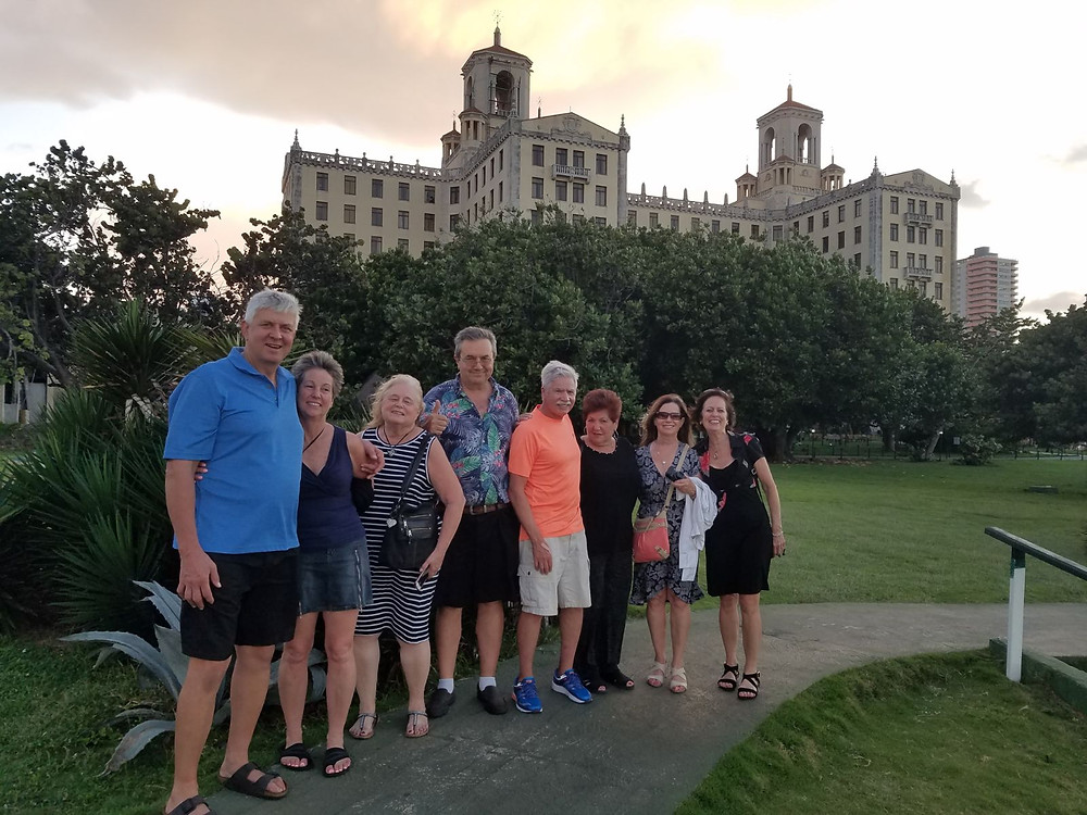CUBA TRIP BY CHICAGO GROUP