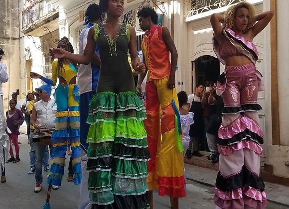 AFRO CUBAN RELIGION TOUR 2020