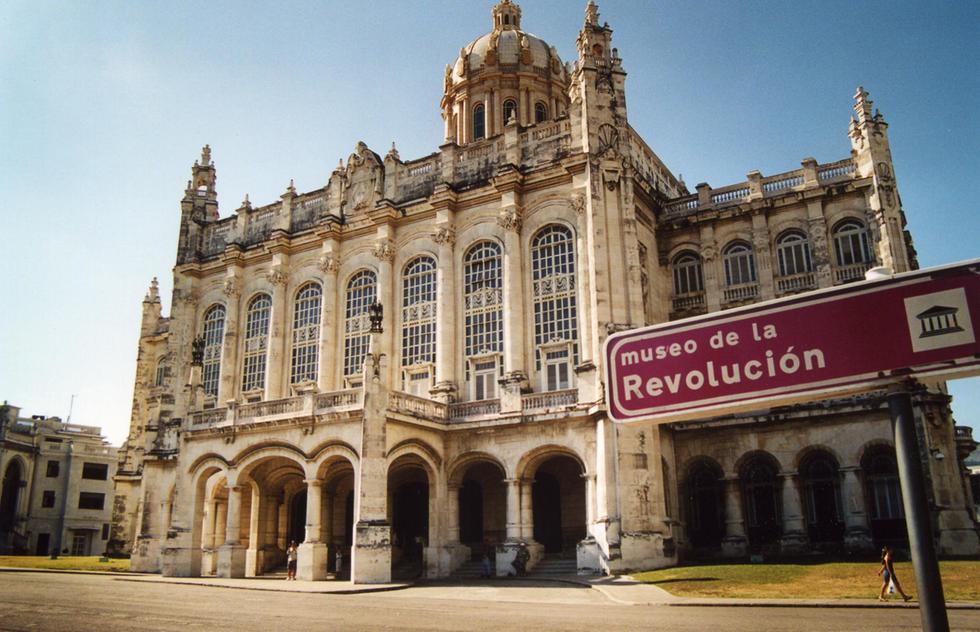 HAVANA'S MUSEUM OF THE REVOLUTION