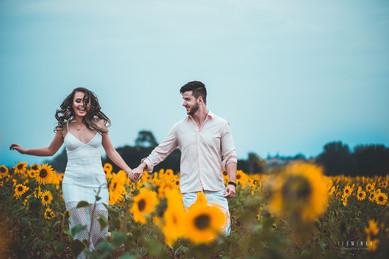 pre wedding em holambra casamento e-session
