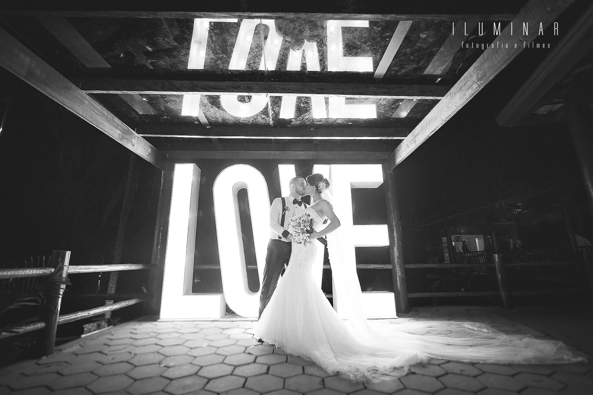 Love gigante Casamento em Louveira