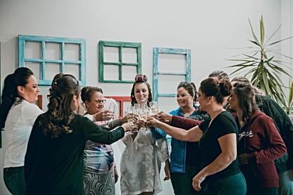 Making of Noiva Castelo dos Vinhais Vinhedo