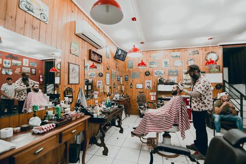 Making of noivo em Jundiaí