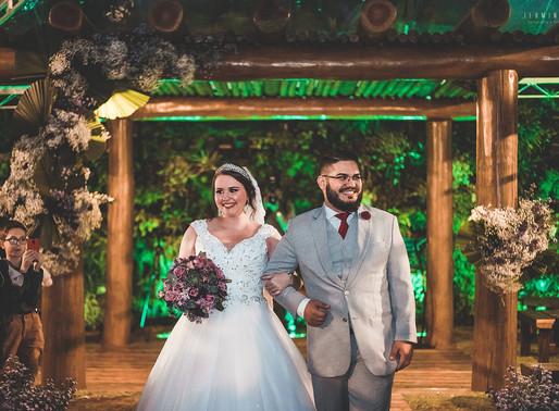 Você sonha com um casamento ao ar livre?