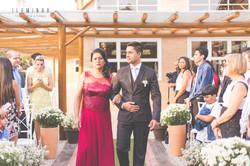 Entrada do Noivo Casamento
