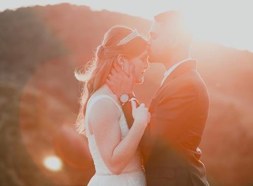 A importância e o tempo necessário para as fotos e o filme do seu casamento.