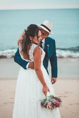 ensaio dos noivos casamento na praia