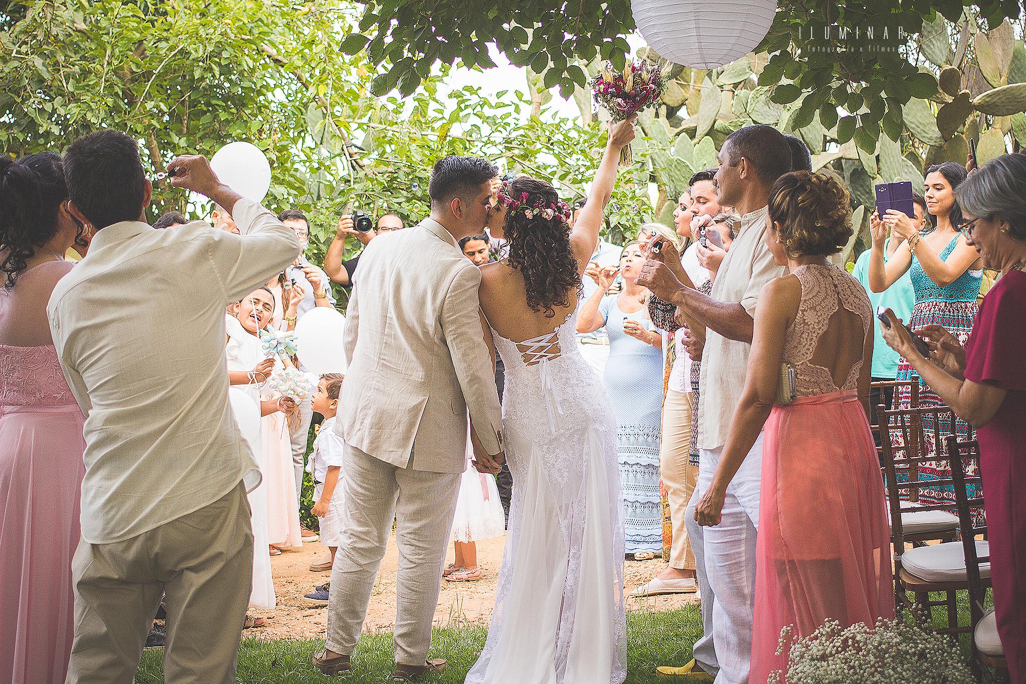 Saida dos Noivos Mini Wedding