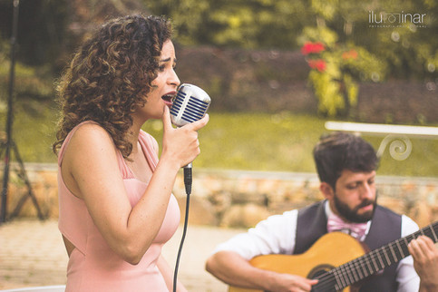 Casamento Espaço Ravena Garden -Renata Queli Música para Casamento - Mairiporã São Paulo