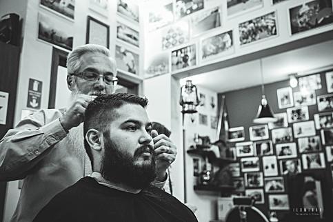 Making of Noivo Divina Barba Jundiaí