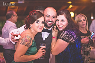 Casamento Espaço Ravena Garden - Fotos de Balada de Casamento - Mairiporã São Paulo