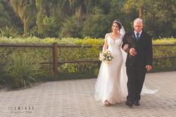 A Noiva e o Pai da Noiva