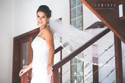 Dia da Noiva - Noiva na Escada