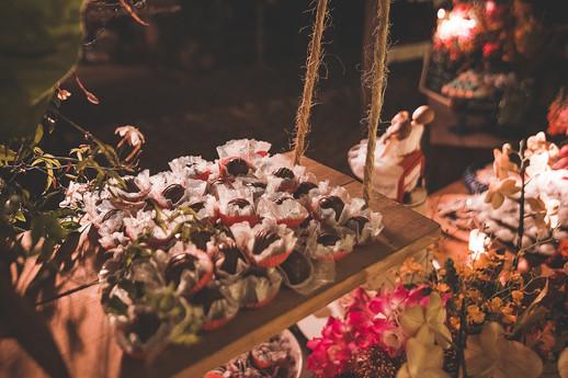 doces mesa do bolo de casamento Mairiporã