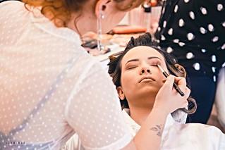 Making of Noiva L'or de Vie Jundiaí