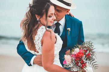 fotografia casamento no litoral