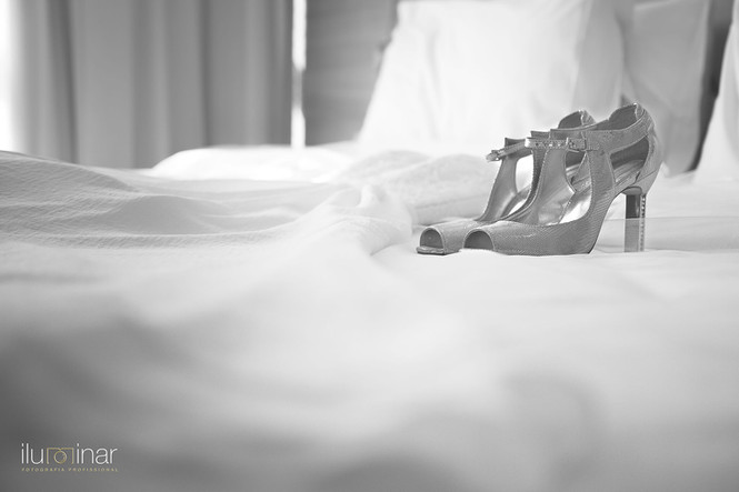 Dia da Noiva - Vestido e Sapato da Noiva -Mairiporã São Paulo