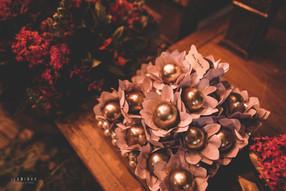 doces de casamento na mesa do bolo mais linda