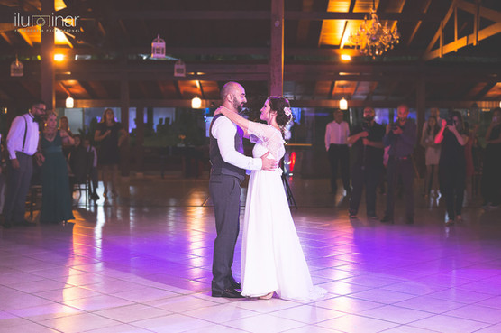 Casamento Espaço Ravena Garden - Dança dos Noivos - Mairiporã São Paulo