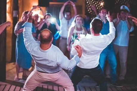 dança no casamento mais divertido