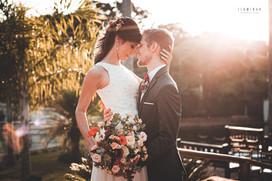 fotos dos noivos casamento em louveira