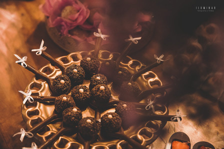 doces finos para casamento