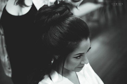 Making of Noiva Aguinaldo Cabelos Campinas