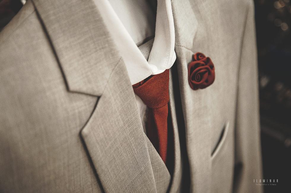 o terno do noivo mais elegante