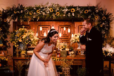 Casamento Erica e Jean