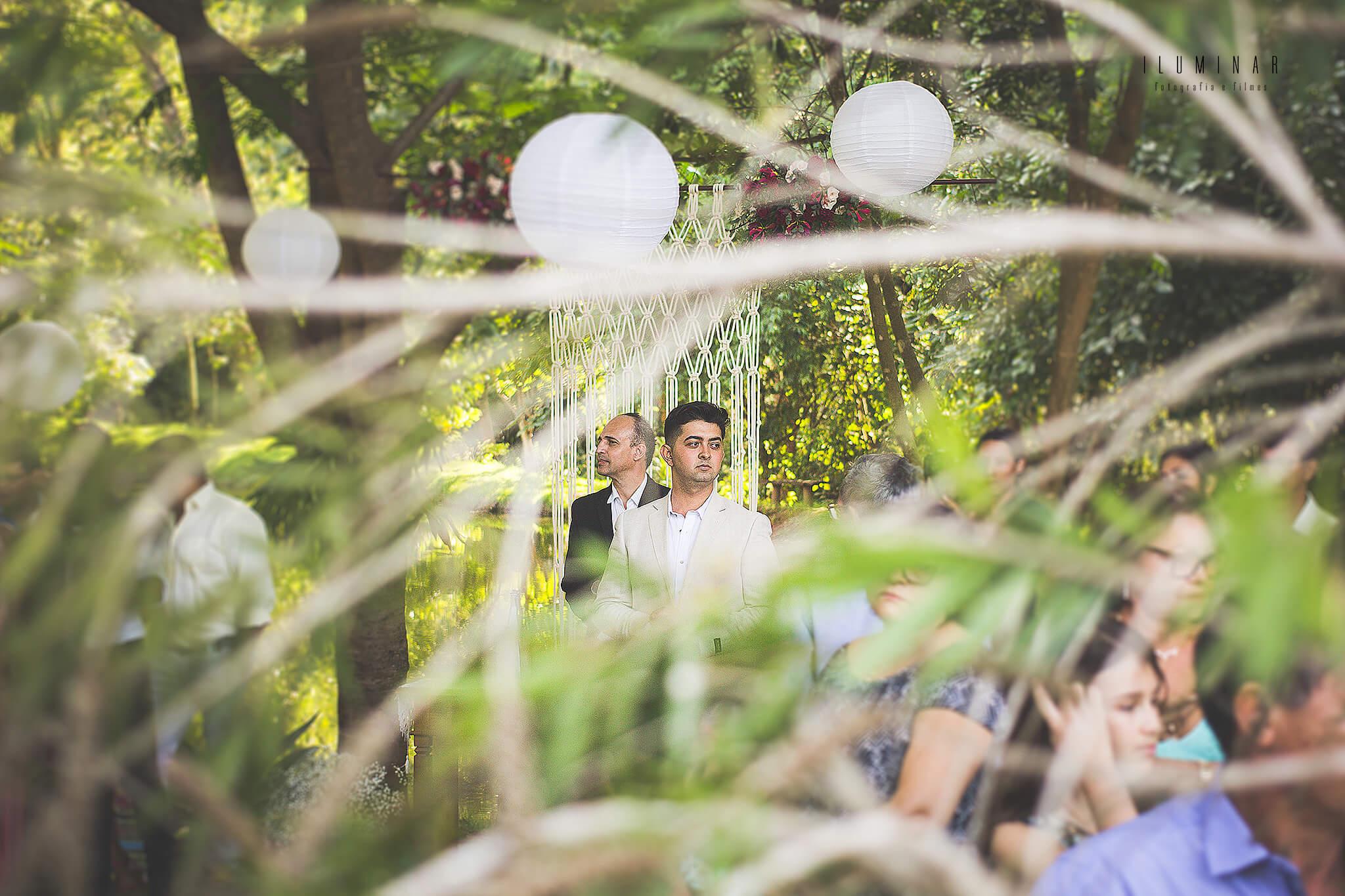 Entrada do Noivo Mini Wedding