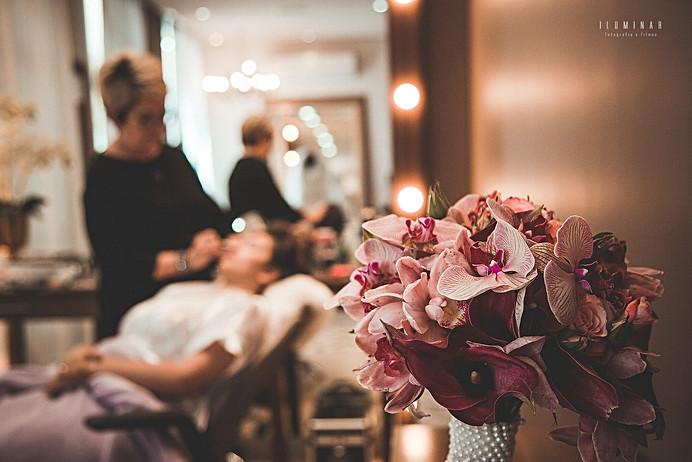 Making of Noiva Ag Hair Jundiaí