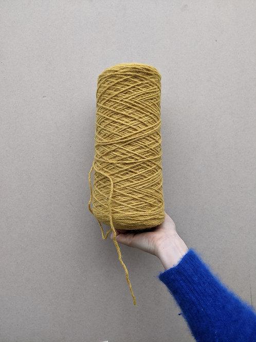 Yellow 02 Wool Blend