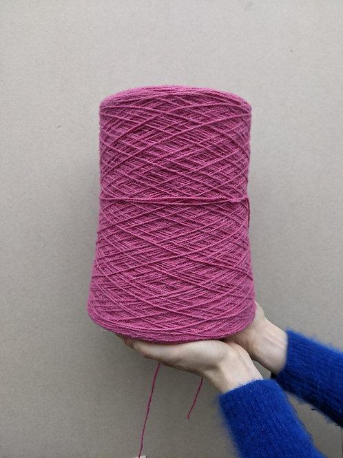 Hot Pink Wool Blend