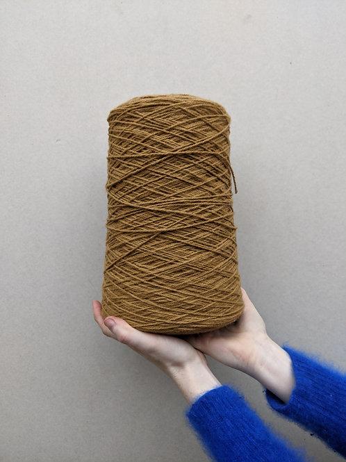 Mustard 01 Wool Blend