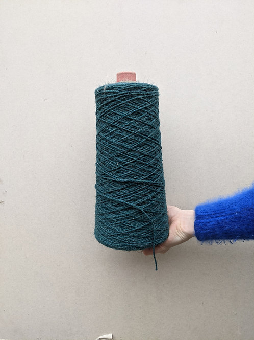 Sea Green Wool Blend